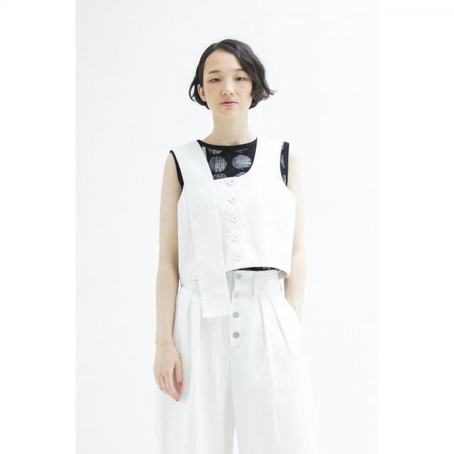 画像: ベルトショルダーベスト sneeuw(PORTPARCO) 渋谷PARCO   PARCOの公式ファッション通販 PARCO ONLINE STORE