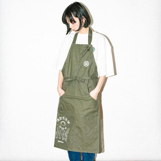 画像: 【SAKE STAND/CLUB SAKENOMITAI×吾有事】酒相撲 APRON COMINGSOON 渋谷PARCO   PARCOの公式ファッション通販 PARCO ONLINE STORE