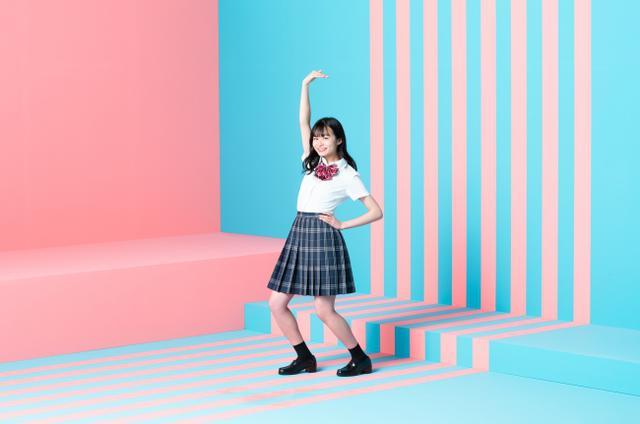 画像1: 【栄光の個別ビザビ】新「のびしろガール」に注目度急上昇中の莉子さんを起用!