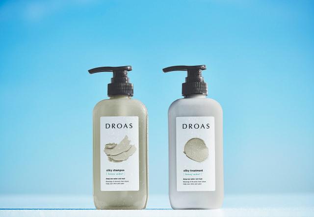 画像2: 【試用レポ】泥クレンズで頭皮ケアと髪のダメージ補修に。大人髪にクレイの力でケアする「DROAS (ドロアス)」