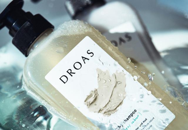 画像1: 【試用レポ】泥クレンズで頭皮ケアと髪のダメージ補修に。大人髪にクレイの力でケアする「DROAS (ドロアス)」