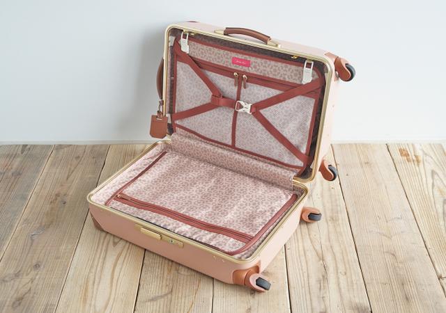 画像2: バッグブランド「ジュエルナローズ」10周年を記念した人気スーツケースの限定モデル発売中