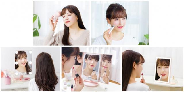 画像1: かわいらしいデザインで自分磨きが楽しくなる美容製品シリーズ「Toffy Beauty」からビューティーアイテム5種が新登場!