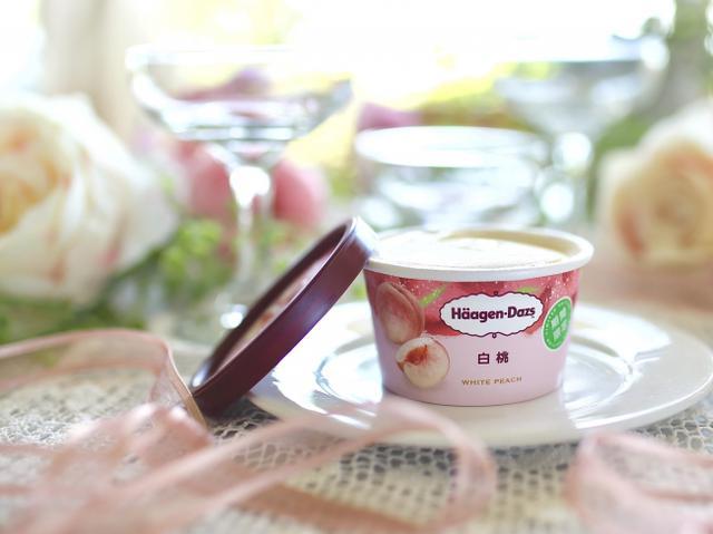 画像2: 初夏にぴったり!甘く芳醇な白桃とまろやかなミルクのハーモニー!