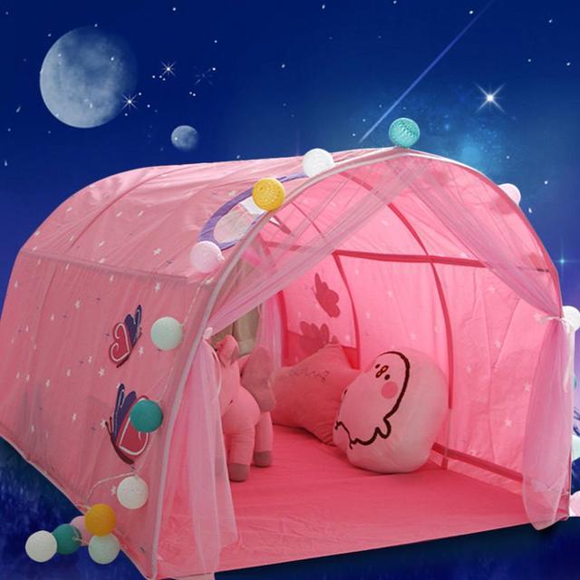 画像3: 子供用ベッドテント