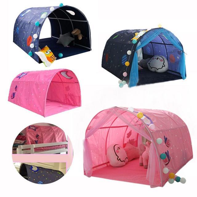 画像2: 子供用ベッドテント