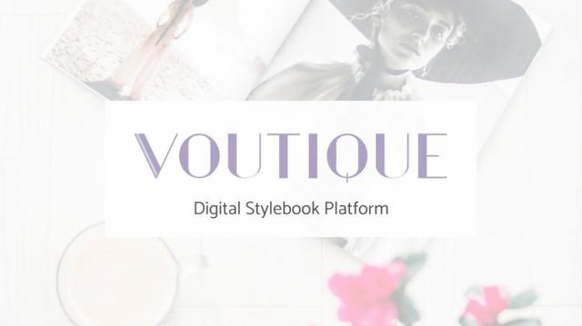画像1: SNS以上に素直な表現の場を。デジタルスタイルブックをセルフで制作・公開できるプラットフォーム「VOUTIQUE(ブティック)」β版がスタート