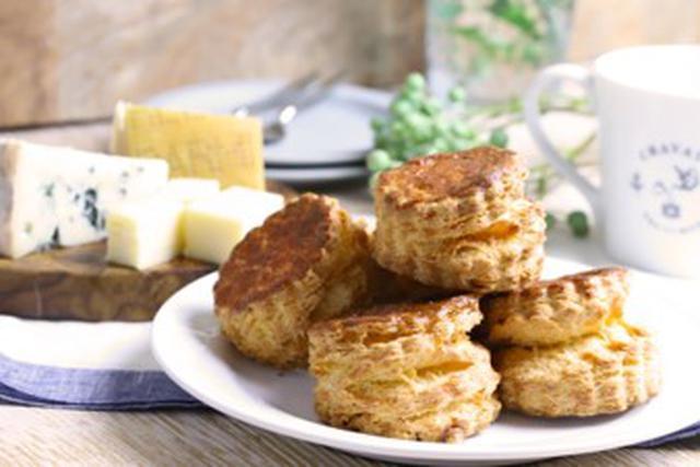 画像2: 夏のティータイムのお供としてチーズ・カカオニブ・レモンの3種類 数量限定で販売開始
