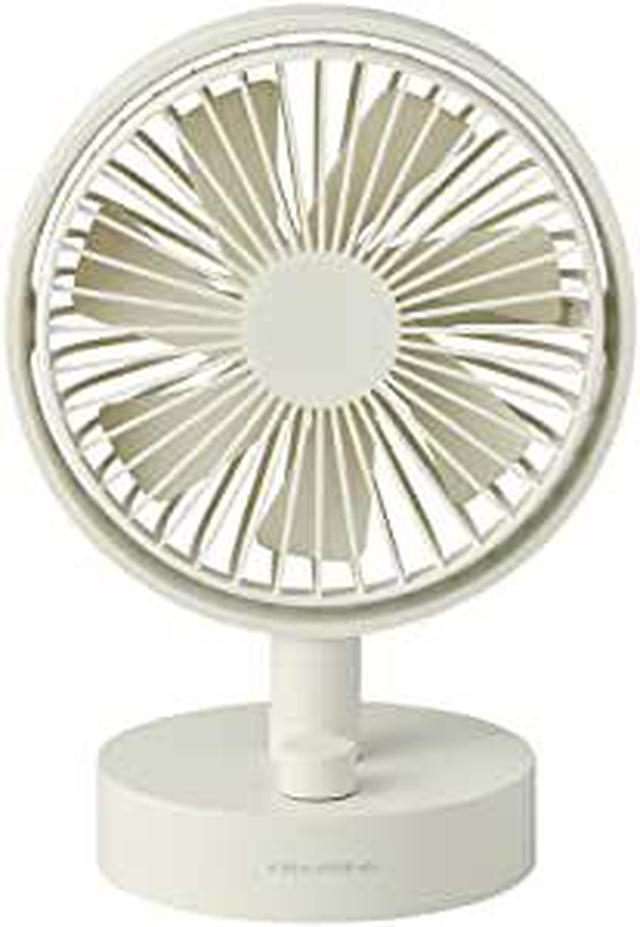 画像: Amazon | レコルト コードレス テーブル ファン RTF-1(W) ホワイト recolte Cordless Table Fan (ホワイト) | récolte (レコルト) | 卓上扇風機