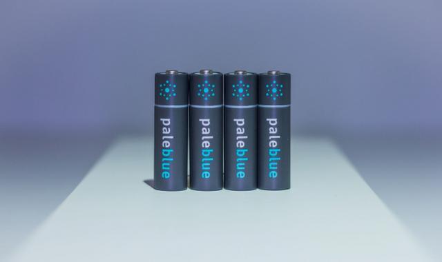 画像1: <国内初!>エコフレンドリーなUSB充電式乾電池『Pale Blue』の日本正規輸入が決定