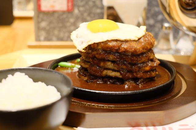 画像4: 【試食レポ】老舗洋食の味をカジュアルに味わえる『グリルデミ玉』がハレザ池袋にオープン!