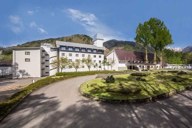 画像1: るホリデイ・インリゾート®「ANA ホリデイ・インリゾート信濃大町くろよん」が国内外から人気の観光地、立山黒部アルペンルートに近い長野県大町市に開業