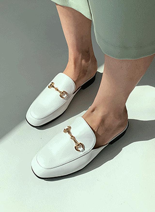 画像: [DHOLIC] ビットローファーミュール・全3色シューズ・靴フラットシューズ|レディースファッション通販 DHOLICディーホリック [ファストファッション 水着 ワンピース]