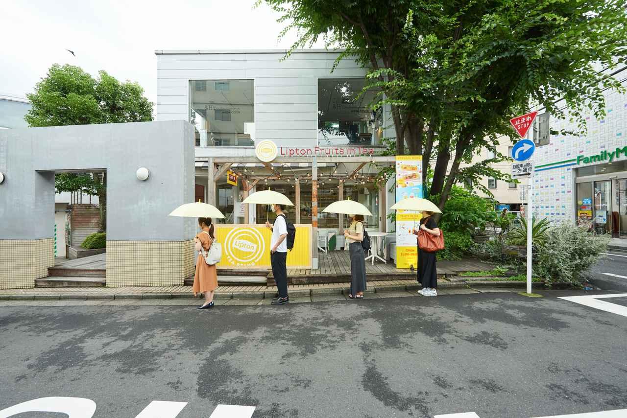 画像5: 【試食レポ】夏にぴったり!「パフェ氷」が新登場!今年も『Lipton TEA STAND』が限定オープン♡