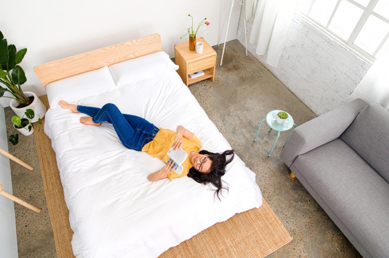 画像5: 上質な睡眠と優しい暮らしを実現するサステナブルかつヴィーガンなベッドフレーム