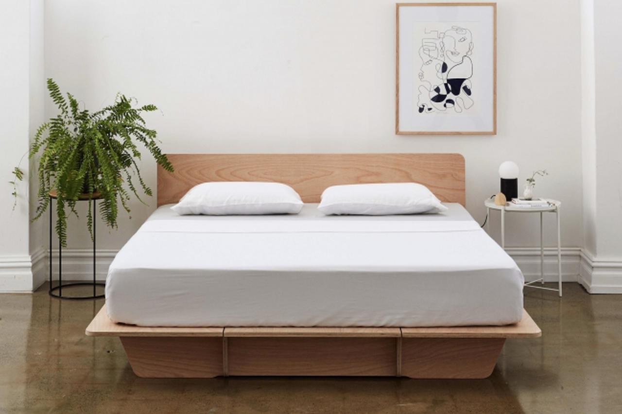 画像3: 上質な睡眠と優しい暮らしを実現するサステナブルかつヴィーガンなベッドフレーム