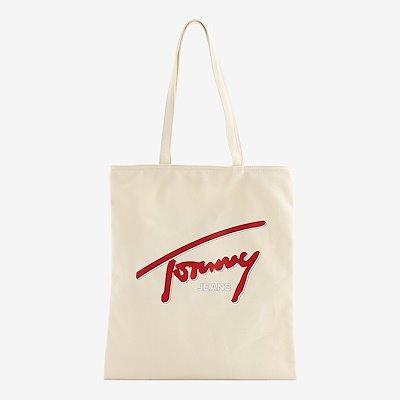 画像: [Qoo10] トミーヒルフィガー : 【公式】トミーヒルフィガー キャンバスト... : メンズバッグ・シューズ・小物