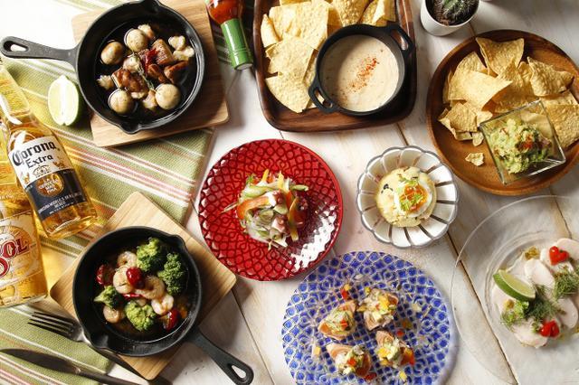 画像2: 横浜のリバーサイドで本場のテキーラと料理が楽しめる「MEXICAN LOUNGE La GRULLA」がCRANE YOKOHAMAにオープン
