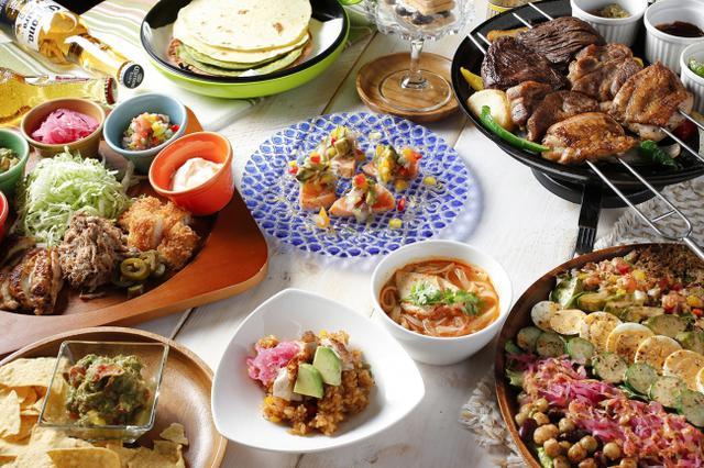 画像9: 横浜のリバーサイドで本場のテキーラと料理が楽しめる「MEXICAN LOUNGE La GRULLA」がCRANE YOKOHAMAにオープン