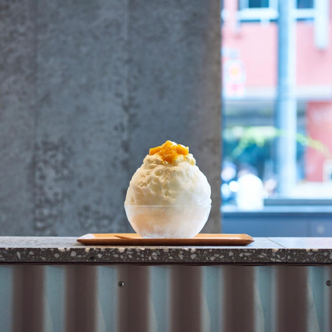 画像3: 濃厚なミルクをたっぷり使用したかき氷『shibuya milk ice』