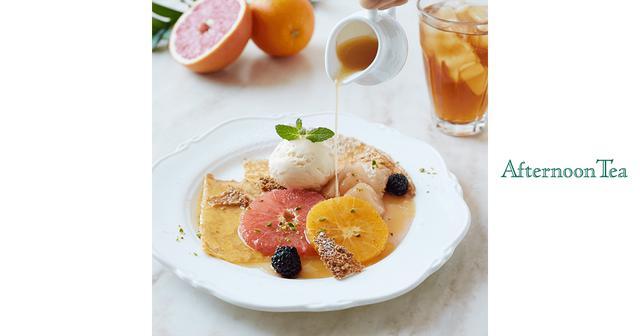 画像: 夏の新作スイーツ&TEA | Afternoon Tea