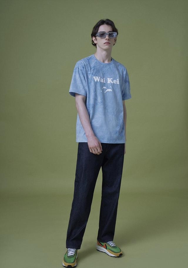 画像3: ポイントタイダイTシャツ