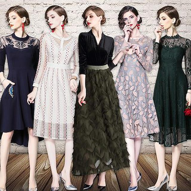 画像: [Qoo10] MH02 : 韓国ファッション : レディース服
