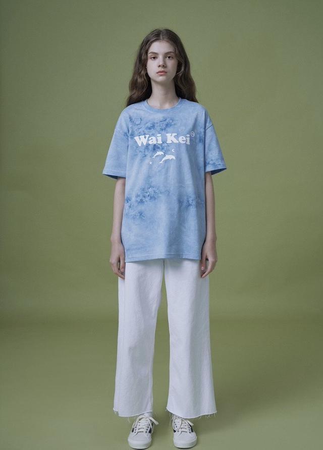 画像2: ポイントタイダイTシャツ