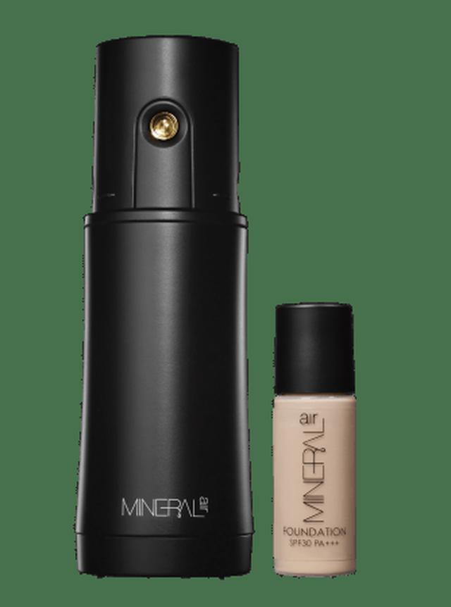 画像5: 15μm のミスト美容液で 摩擦負担のない美肌へ…タッチレス スキンケア新登場『ミネラルエアースキン』