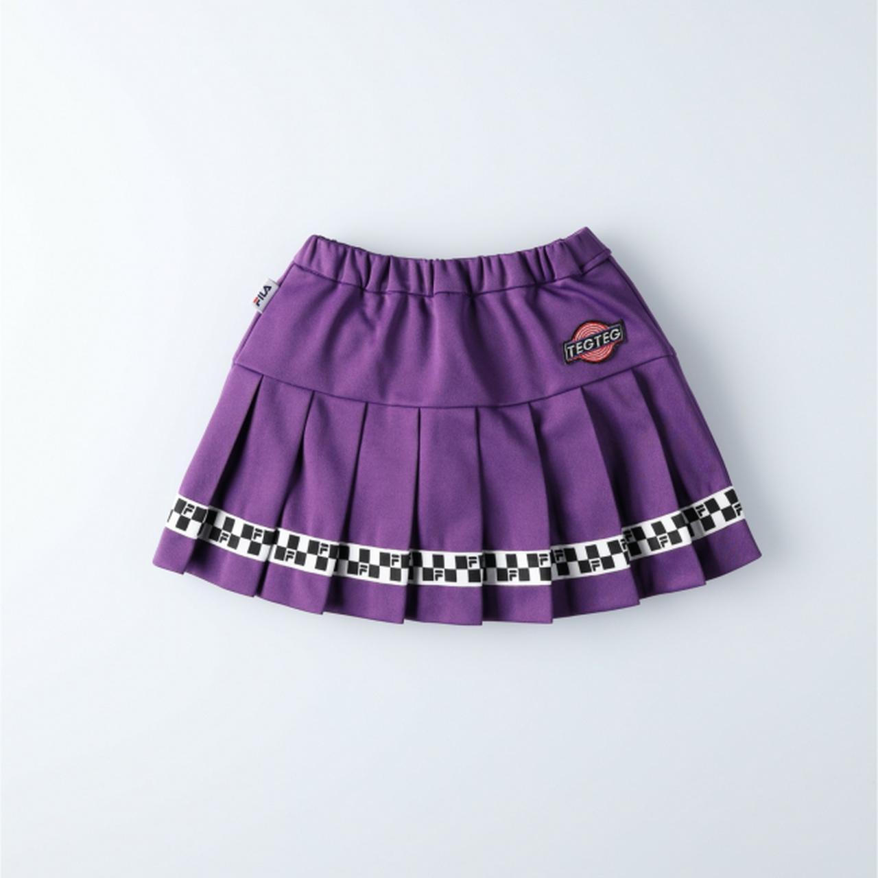 画像11: FILA×TEG TEG cheered by Girls² の大人気キッズウェア第三弾が発売!