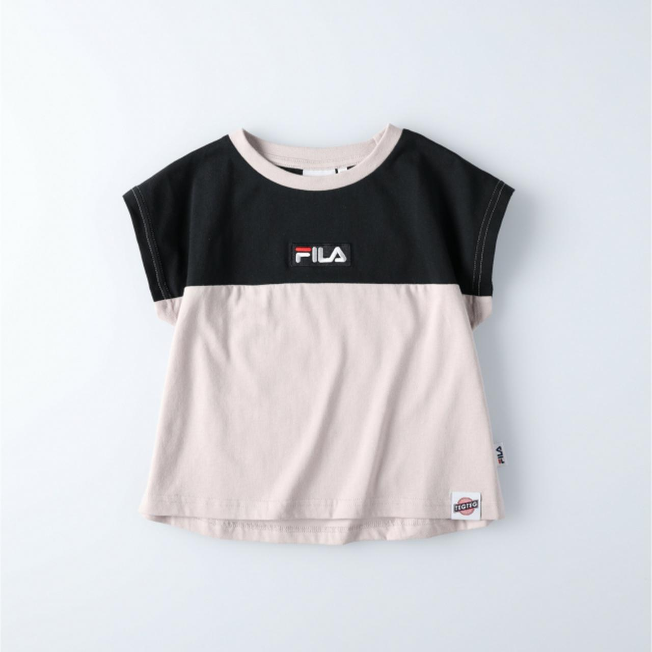 画像5: FILA×TEG TEG cheered by Girls² の大人気キッズウェア第三弾が発売!