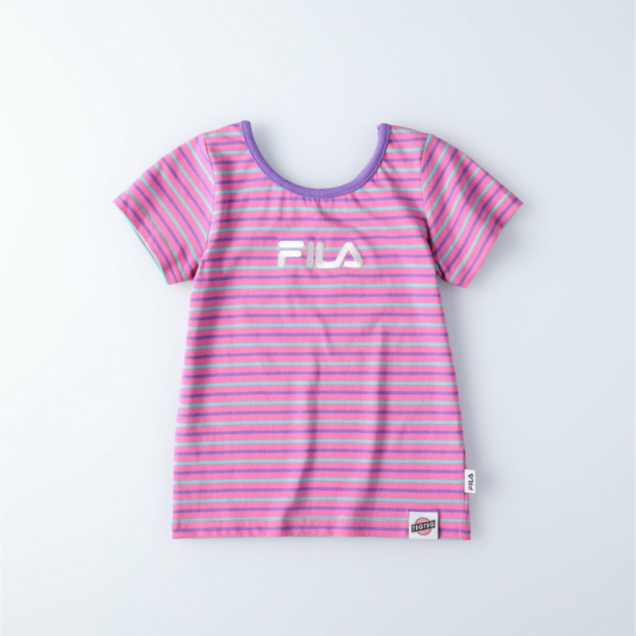 画像6: FILA×TEG TEG cheered by Girls² の大人気キッズウェア第三弾が発売!