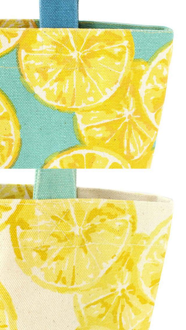画像4: [Qoo10] 日傘 折りたたみ傘 レディース おしゃれ 3段折りたたみ傘 レモン 晴雨兼用 日傘 雨傘 UVカット 紫外線対策 遮光 遮熱 折りたたみ 2色