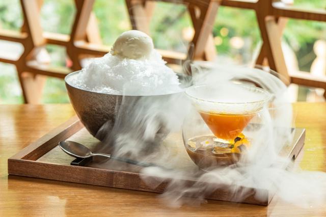 画像1: 「INTERSECT BY LEXUSーTOKYO」夏季限定メニュー、フルーツの香り華やぐかき氷「氷香」