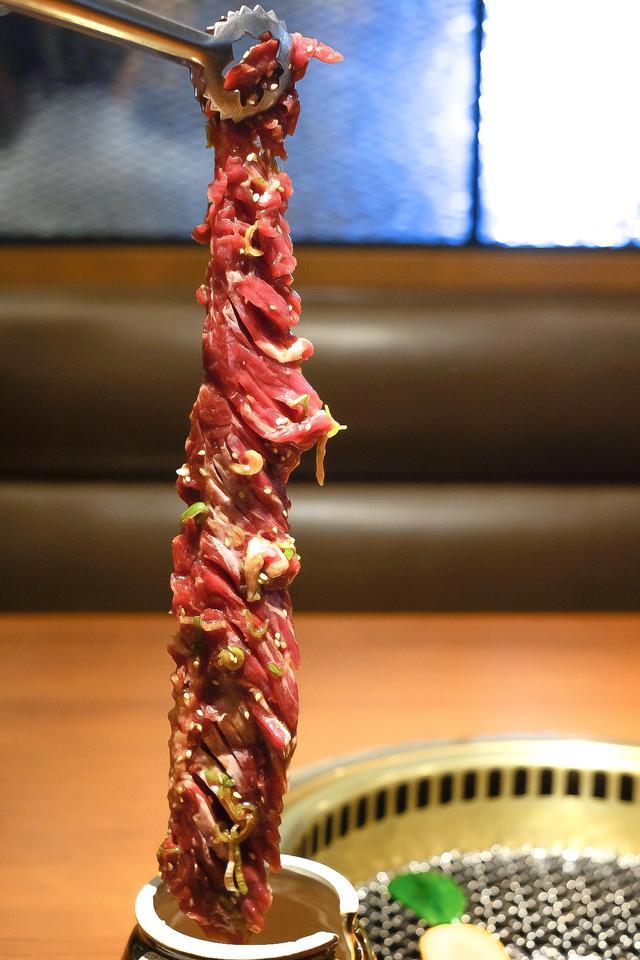 画像3: 【試食レポ】ボリューム満点!新登場の塊肉やアレンジメニューが盛り沢山!「安楽亭」の食べ放題新メニュー♡