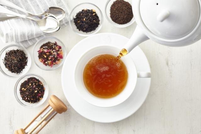 画像: フルーツティーをイメージした夏限定スイーツ「オレンジアールグレイの紅茶シフォンサンド」が新登場