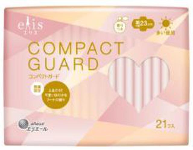 画像2: Z世代の好きを凝縮!気分を上げるデザインと香りの生理用品が誕生「エリス(elis) コンパクトガード プリズム企画品」新発売