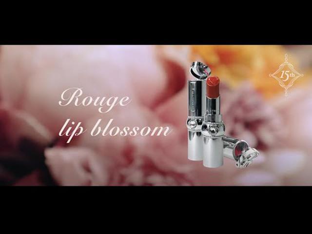 """画像: JILLSTUART 15th Anniversary Colleciton """"Millions of Blossoms"""" www.youtube.com"""