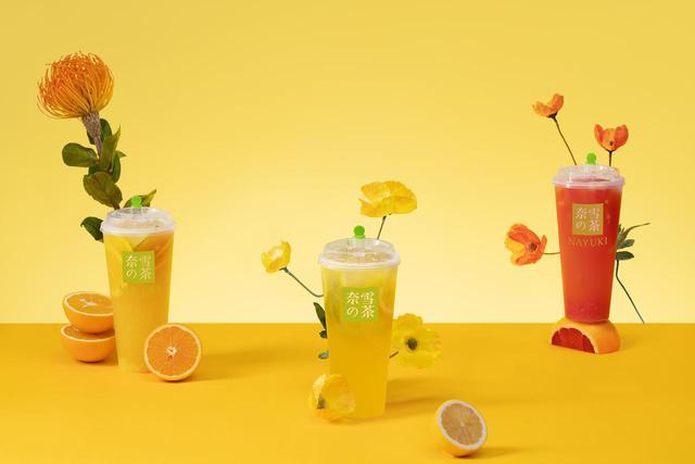 画像: ティードリンクブランド「奈雪の茶」の人気メニューランキング TOP10 発表!