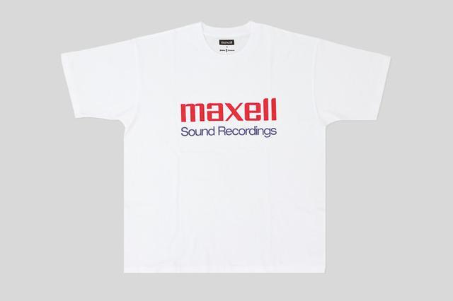 画像4: JOURNAL STANDARDが「Maxell(マクセル)」とのコラボレーションによるTシャツコレクションを新発売