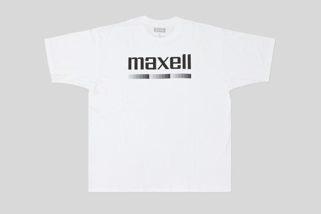 画像7: JOURNAL STANDARDが「Maxell(マクセル)」とのコラボレーションによるTシャツコレクションを新発売