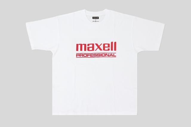 画像5: JOURNAL STANDARDが「Maxell(マクセル)」とのコラボレーションによるTシャツコレクションを新発売