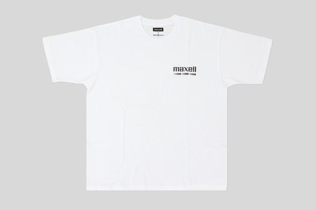 画像6: JOURNAL STANDARDが「Maxell(マクセル)」とのコラボレーションによるTシャツコレクションを新発売
