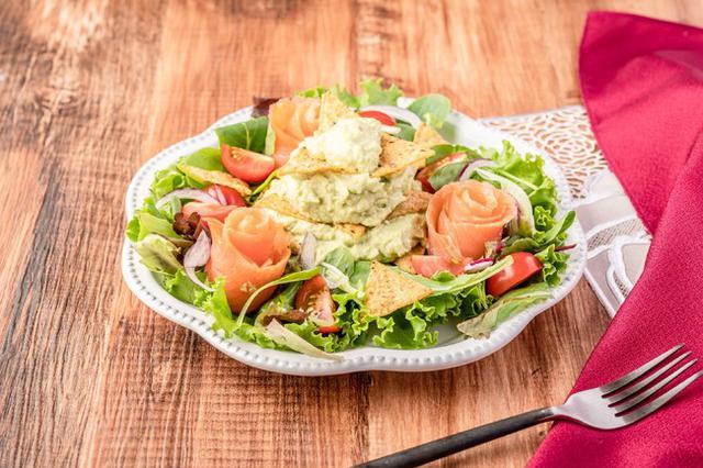 画像1: 『食べ方いろいろトルティーヤチップス』を使用したアレンジレシピ