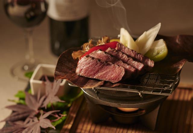 画像2: 季節の信州食材と和のエッセンスで織りなす特別ディナー「Prime Shinshu -Autumn-」