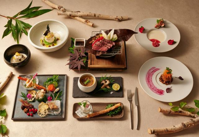画像1: 季節の信州食材と和のエッセンスで織りなす特別ディナー「Prime Shinshu -Autumn-」