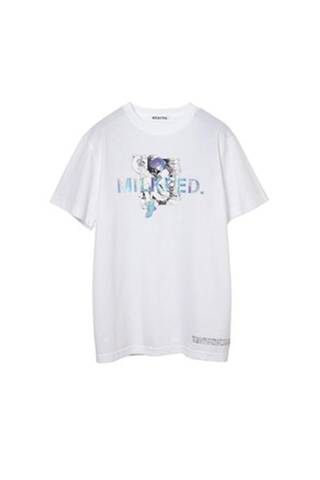 画像: ⓒ 士郎正宗/講談社 攻殻機動隊 Tシャツ 価格:4,950円(税込)