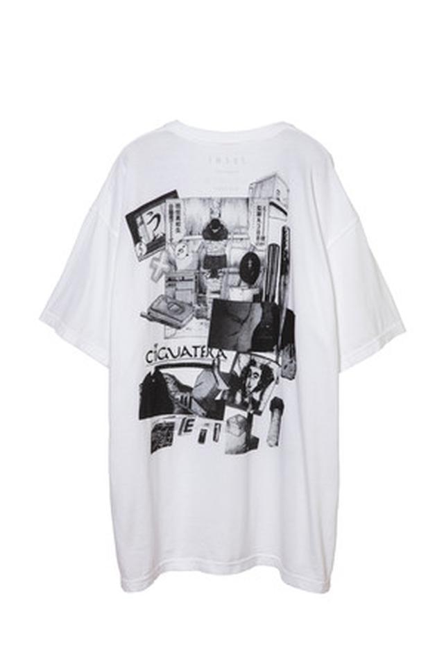 画像: Ⓒ古谷 実/講談社 シガテラ Tシャツ 価格:6,820円(税込)