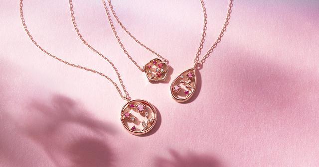 画像: 【4℃ジュエリー】2020 AUTUMN COLLECTION Graceful Pink | 大切な方へのプレゼントや自分へのご褒美に