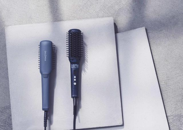 画像9: 美容家電ブランドSALONIAから「ジェンダーレスカラー」のヘアアイロン&ドライヤーが新発売